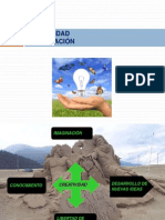 Creatividad e Innovacion 501013