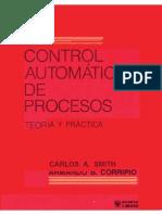 Control Automatico de Procesos
