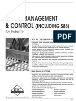 Batch Management & Control (Including S88)