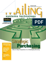 Mailing Systems Technology - 08 AUG 2009