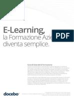 Ricerca - Formazione E-Learning per Grandi Aziende