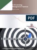 Ricerca - Ecosistema E-Learning per la Formazione a Distanza