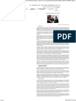 Observaciones a la minuta de Reforma Electoral
