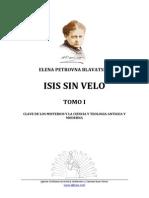Isis Sin Velo 1