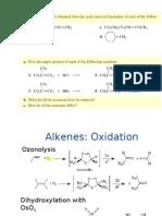 Alkenes, Alkynes pt 3