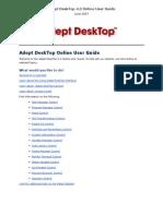 adept desktop
