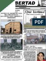 Periodico La Libertad 19-08-09