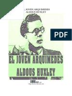 El Joven Arquimides- Aldous Huxley