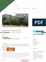Weblogic Admin Sample Resume 2