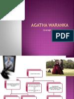 agatha waranka concept map