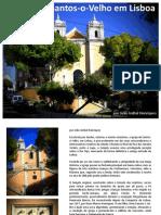 A Igreja de Santos-o-Velho em Lisboa