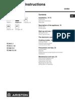 FZ 962 C User Manual