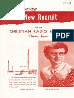 Fultz Exie 1951 Japan