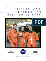 NASA ISS Expedition 1 Press Kit
