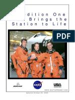 NASA ISS Expedition 1 Press Kit