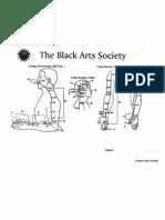 Pressure Point Charts - Black Arts Society