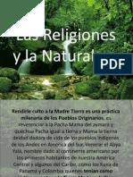 Las Religiones y La Naturaleza