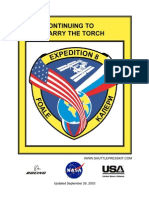 NASA ISS Expedition 8 Press Kit