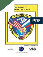 NASA ISS Expedition 8 Press Kit