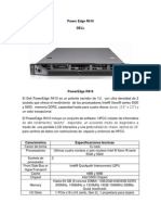 Servidor Power Edge r410