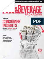 Food and Beverage Packaging - 08 AUG 2009