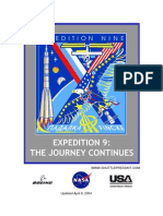 NASA ISS Expedition 9 Press Kit
