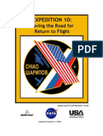 NASA ISS Expedition 10 Press Kit