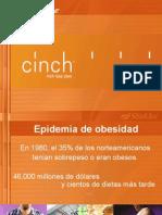 Cinch - Plan de reducción de pulgadas