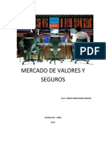 Mercado de Valores y Seguros - II Version