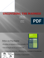 uncovering the madness