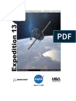 NASA ISS Expedition 13 Press Kit