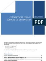 Distinction Schools 2013