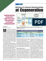 Co-Generation Energy Efficicent