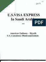 T5 B71 Saudi Visa Policy 1 of 2 Fdr- Apr-May 01 Manual- US Embassy Riyadh- Visa Express in Saudi Arabia 611
