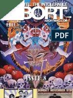 ABORT Magazine - Issue 8