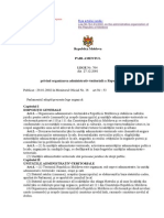 LPO764 organizarea administrativa