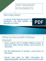 Money Instruments