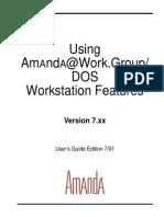 Amanda Work Group Features 7-Xx