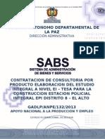 Dbc - Empresa Consultora 132