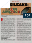 WikiLeaks- The Latin America Files