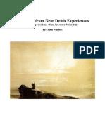 Teachings from Near Death Experiences