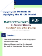 Is - LM for AD Derivation