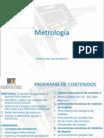 Unidad I Metrologia