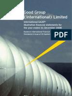 Sample IFRS Stmt