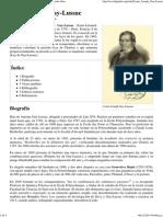 Louis Joseph Gay-Lussac - Wikipedia, La Enciclopedia Libre