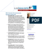 PMA Economic Trends Monthly