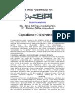 Capitalismo e Cooperativismo
