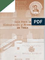 GuíaParaLaElaboraciónPresentaciónTesis UNIPOL
