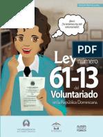 Ley Voluntariado