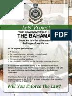 RBDF - 2103 Lets Protect the Bahamas
